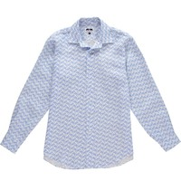 Love Brand & Co. Limited Edition Linen Shirt - Island Sky