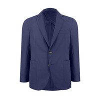 Pelham Jacket - Navy Cotton
