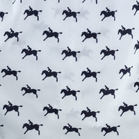 Boxer Shorts, Horse Silhouette