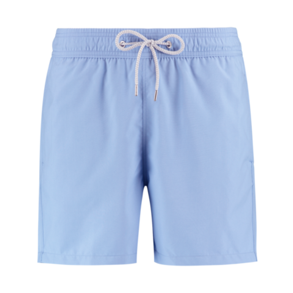 Love Brand & Co. Plain Swimming Shorts - Sky Blue