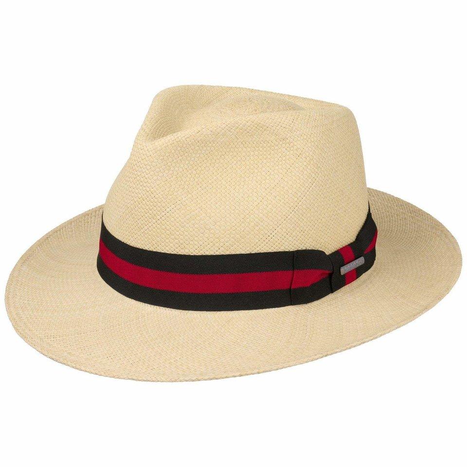 Stetson Real Panama Hat
