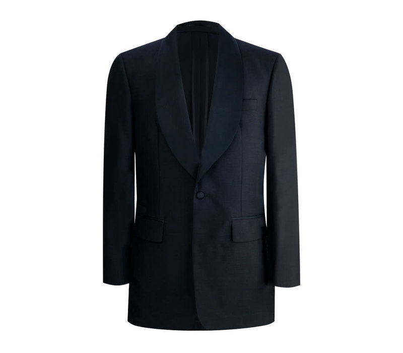 Unlined Whittaker Dinner Suit - Black