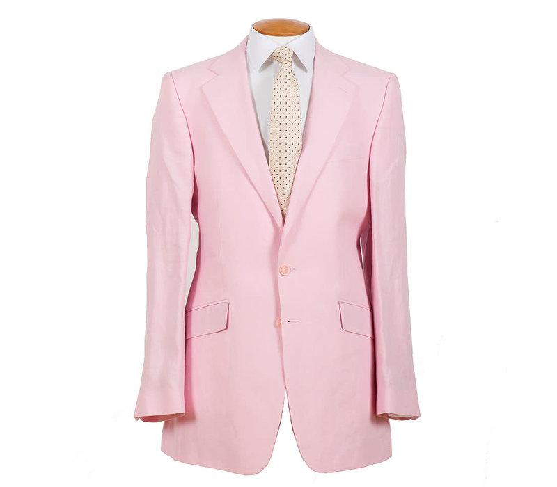 Eaton Jacket - Pale Pink Linen