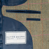 Eaton Jacket - Isla Tweed