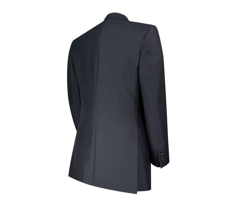 Carlyle Dinner Suit - Midnight Mohair