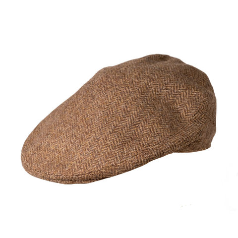 Garforth Cap - Tummel Tweed