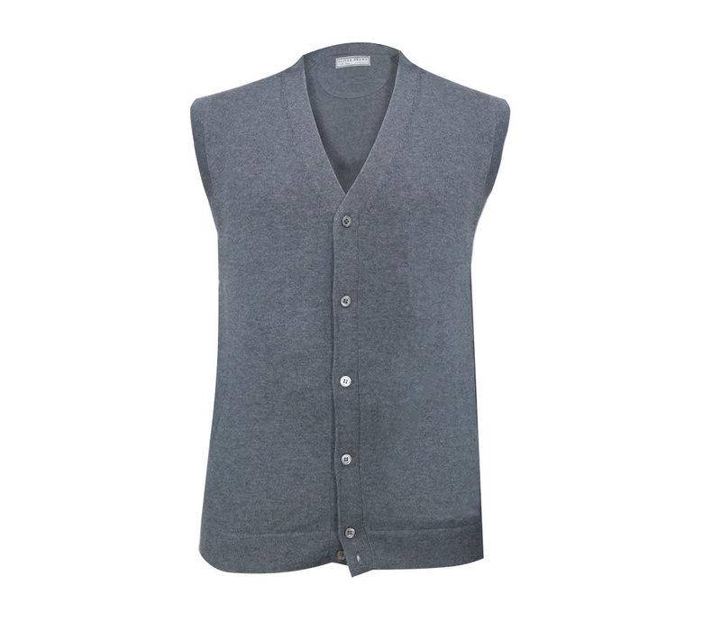 Modbury Waistcoat - Derby Grey