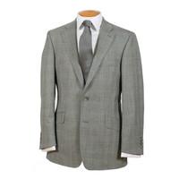 Eaton Jacket - Light Grey Prince of Wales