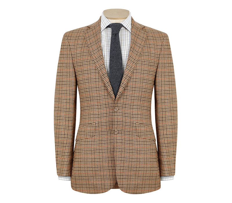 Eaton Jacket - Ardoch Tweed