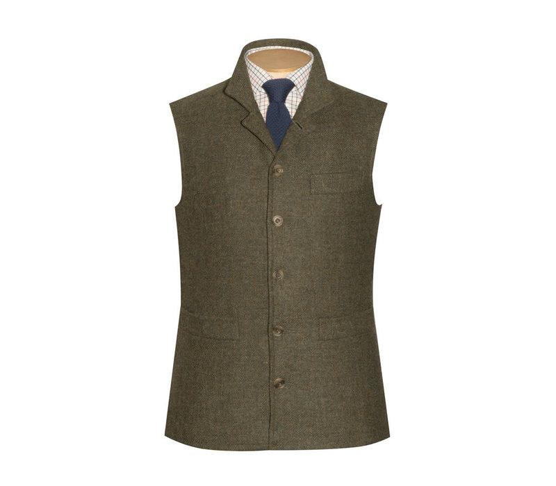 Gilet - Teviot Tweed