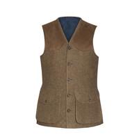Shooting Vest - Deveron Tweed