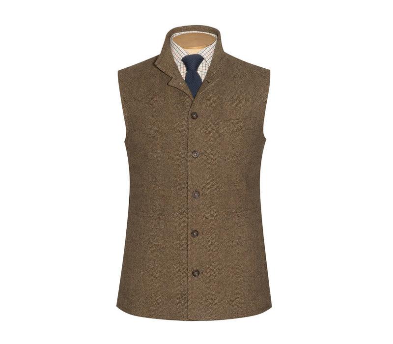 Gilet - Deveron Tweed