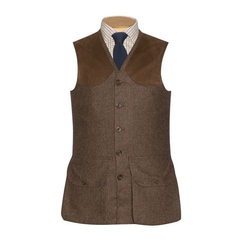 Shooting Vest - Kinross Tweed