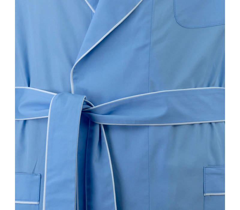 Blue Dressing Gown