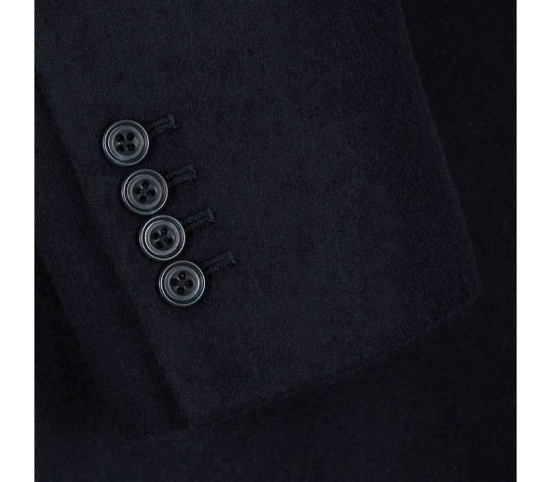 Double Breasted Pure Cashmere Overcoat