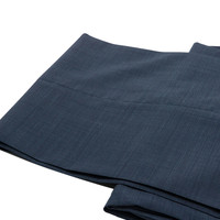 Pleated Suit Trousers, Pinhead made with Loro Piana Cloth