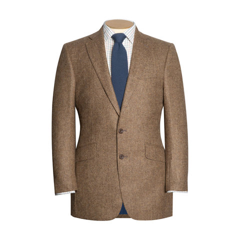 Eaton Jacket - Tummel Tweed