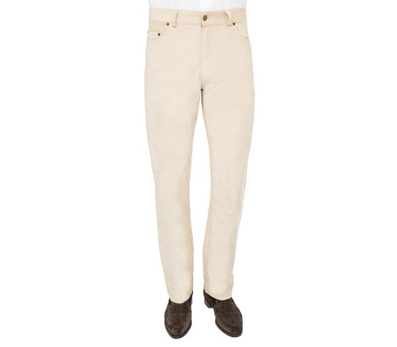 Needlecord Jeans - Beige