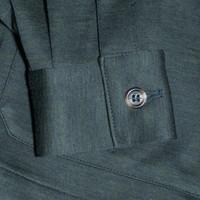 Wool Teba Jacket - Verde