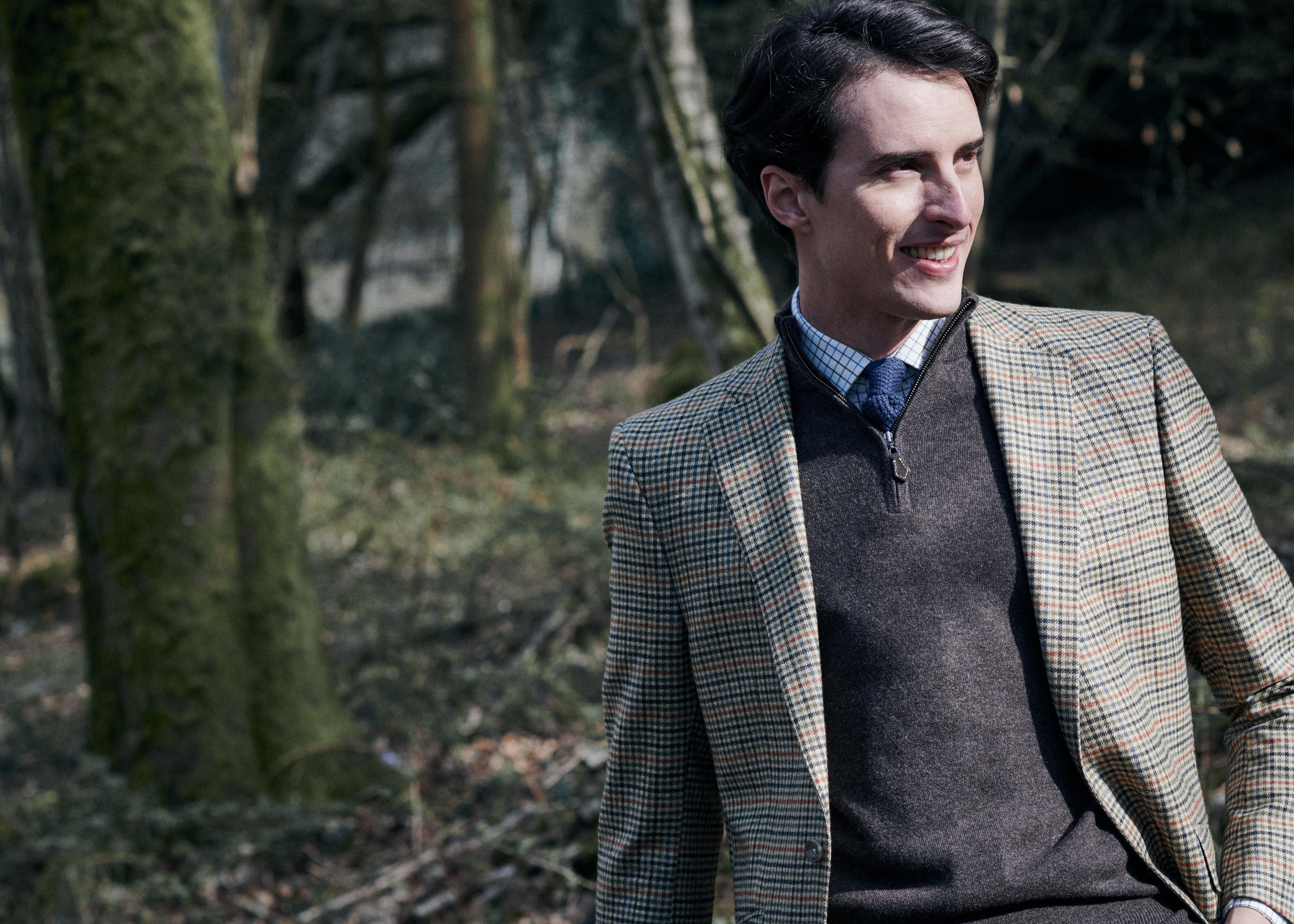 'Check Yourself' with Heritage Tweeds