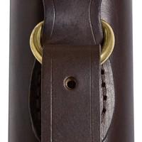 Double Plain Leather Gun Slip