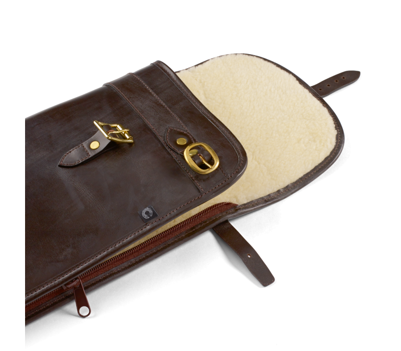 Gun Slip with Flap and Buckle Closure