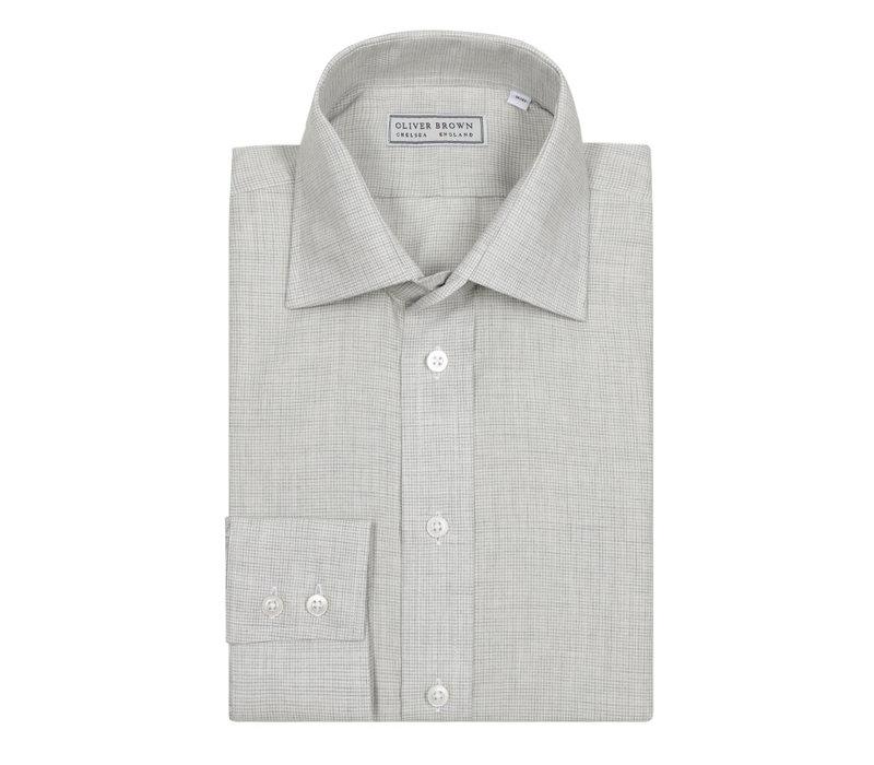 Puppytooth shirt - Grey