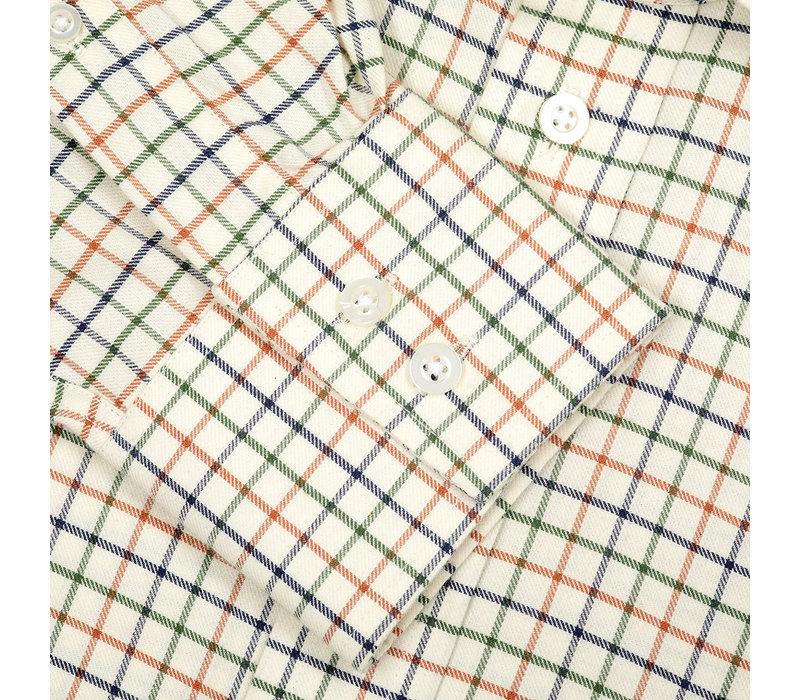 Tattersall Shirt - Green