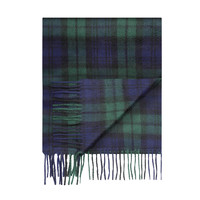 Wool Scarf - Black Watch