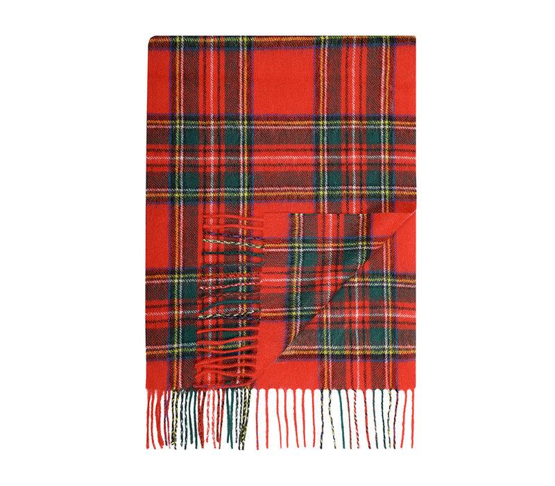 Wool Scarf - Royal Stewart
