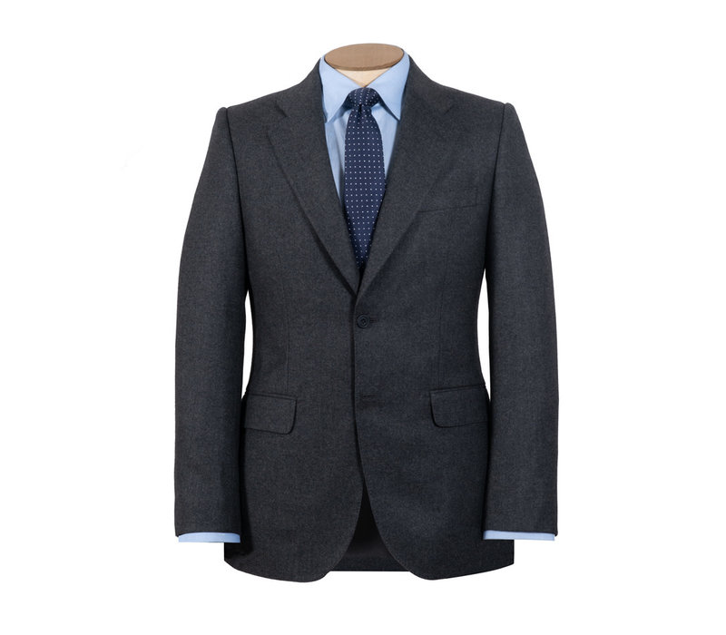 Brompton Suit - Grey Flannel