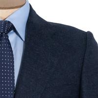Brompton Suit - Navy Flannel