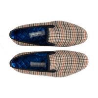 Ardoch Tweed Slippers