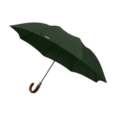 Folding Umbrella Maple - Green
