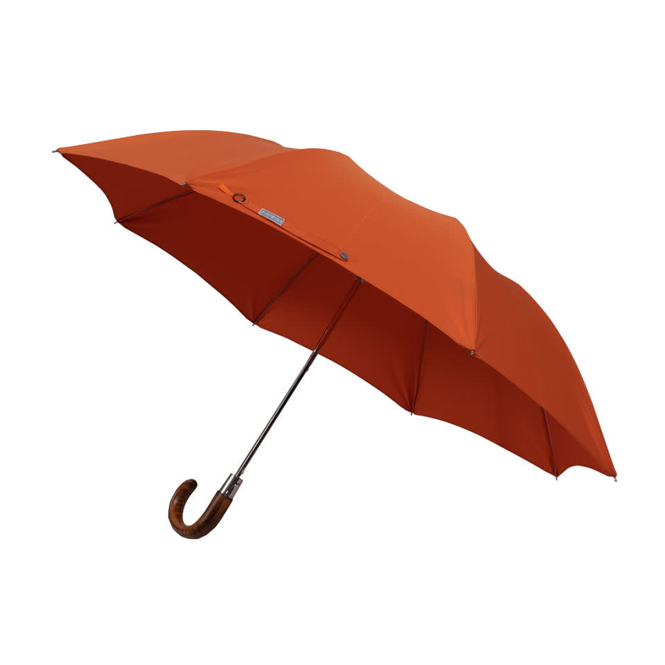 Folding Umbrella Maple - Orange