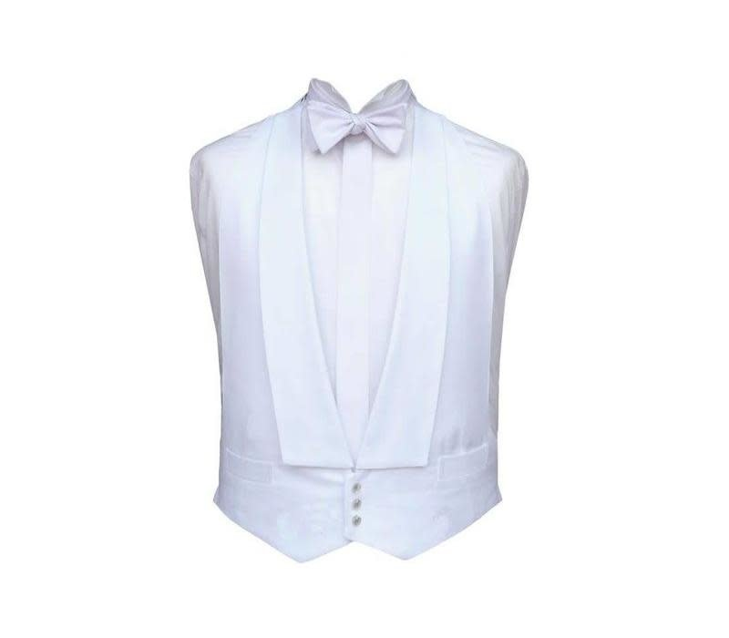 White Tie (Evening Tails) Suit Hire