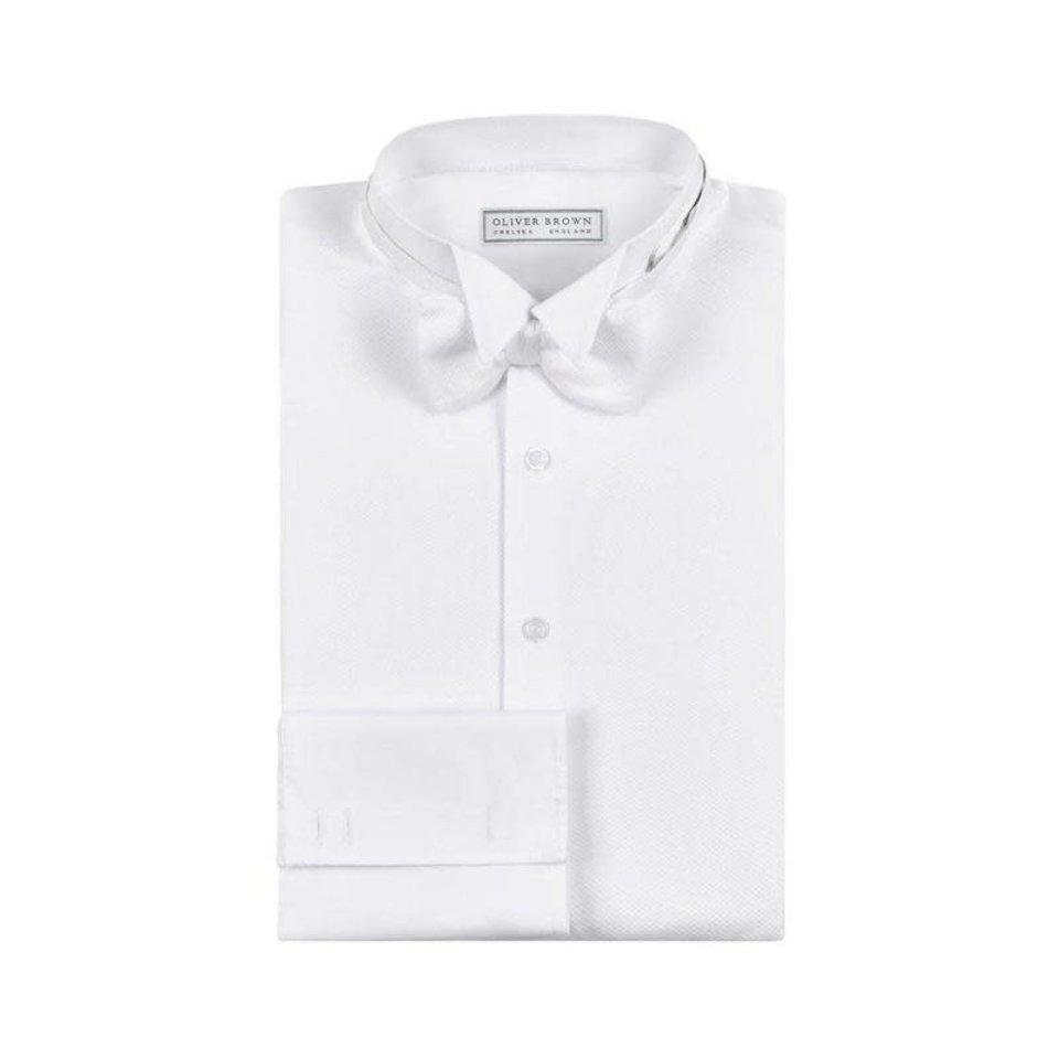 Wing Collar Dress Shirt Hire