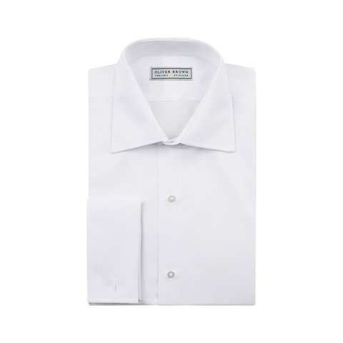 Classic Collar Dress Shirt Hire