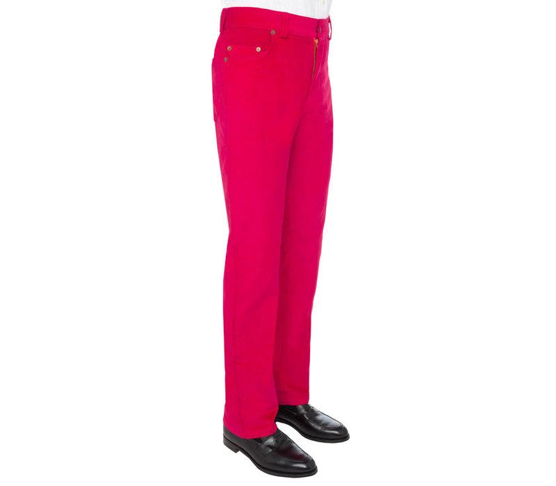 Needlecord Jeans - Pink