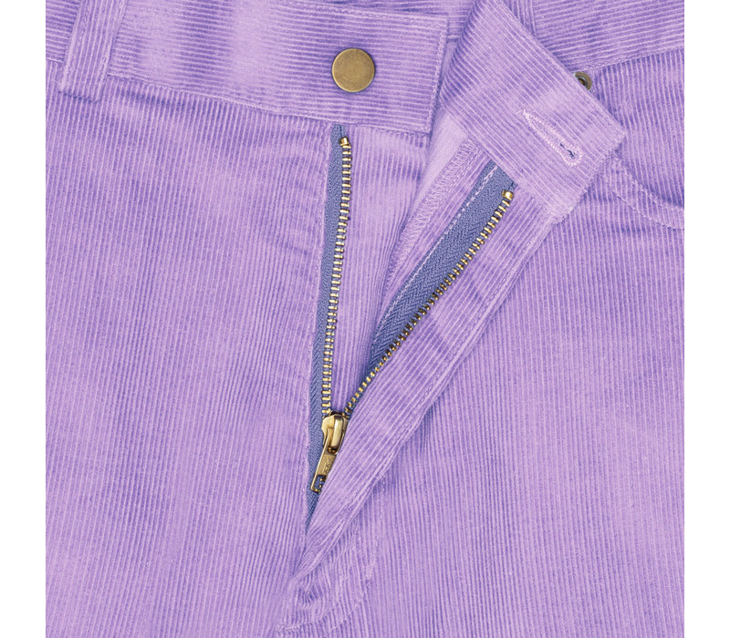 Needlecord Jeans - Lilac