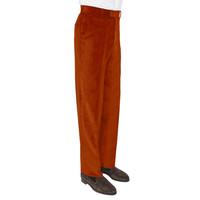 Heavyweight Corduroy Trousers - Cinnamon
