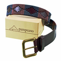 Pampeano Argentine Polo Belt, Jefe