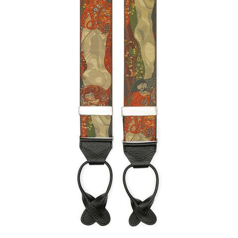 Limited Edition Braces - Klimt