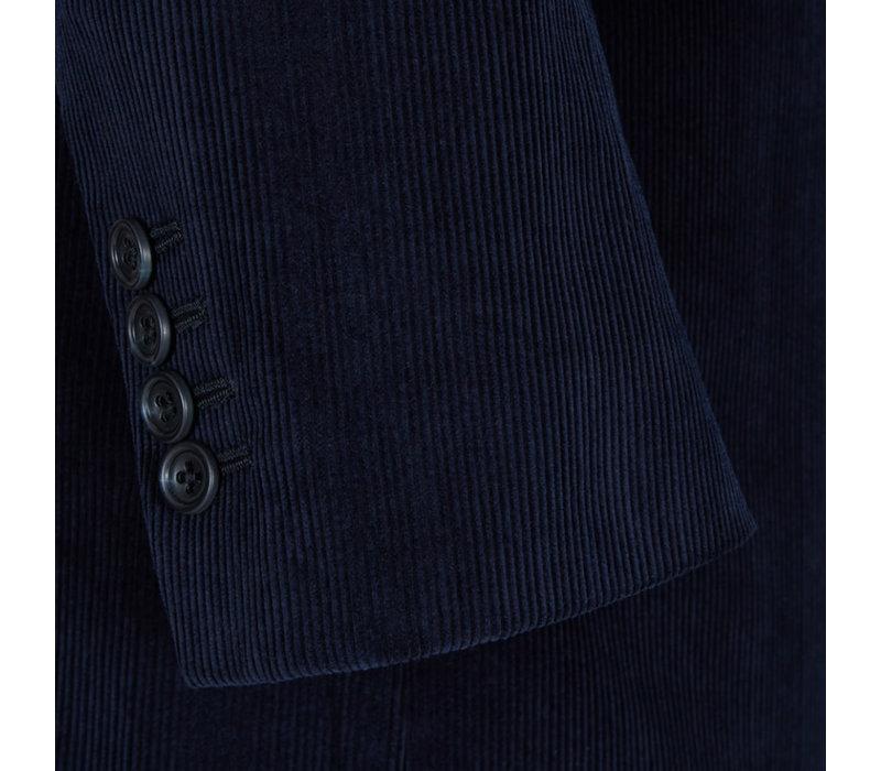 Eaton Jacket - Navy Needlecord