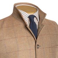 Gilet - Leith Tweed
