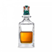Crystal Decanter - Pheasant Head