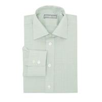 Checked City Shirt - Blue/Green