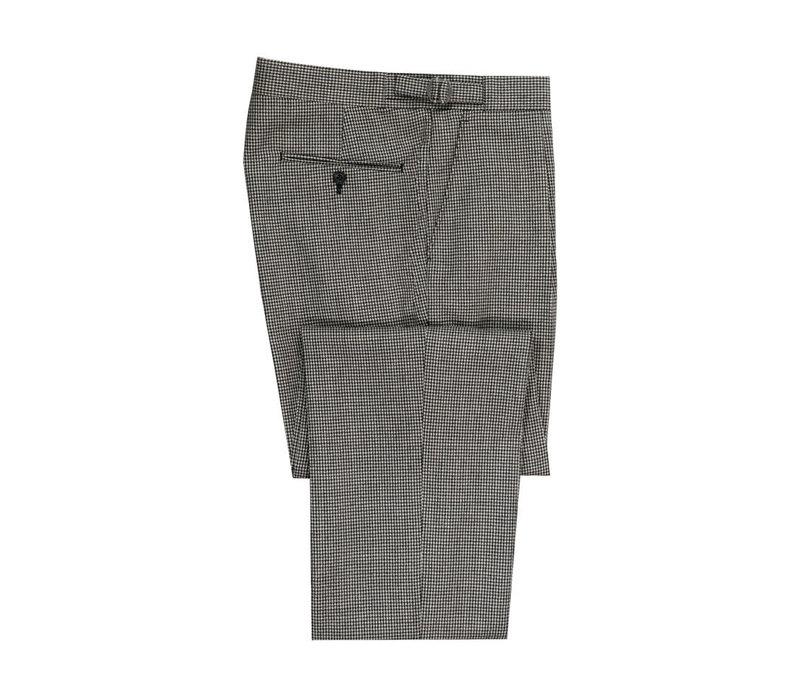 Pleated Trousers - Duchart Tweed