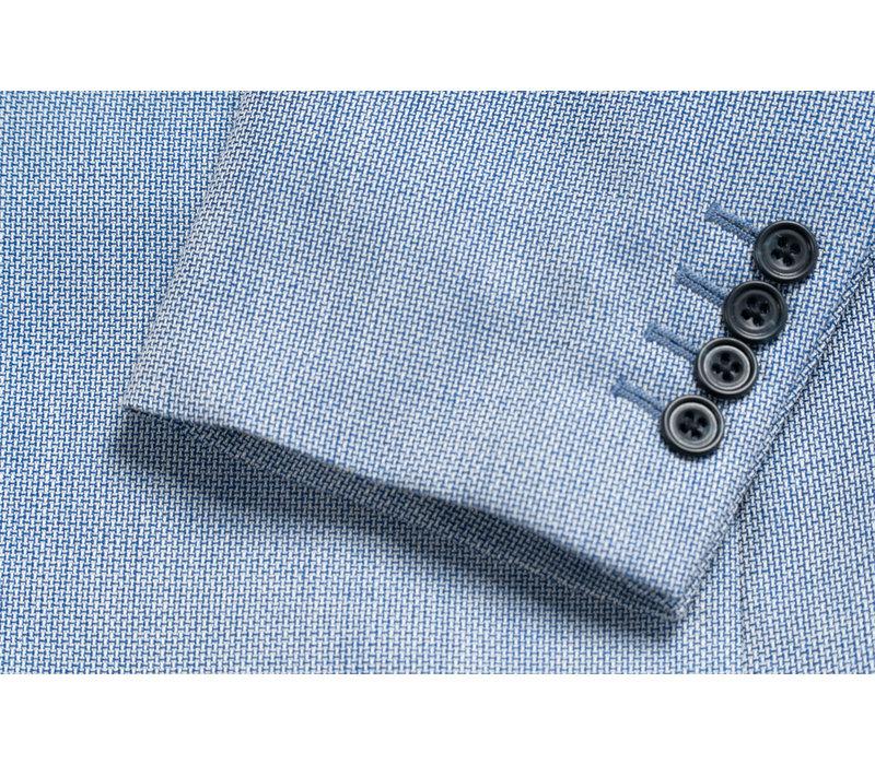 Unlined Eaton Jacket - Denim Blue Mesh