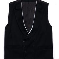 Double Breasted Morning Waistcoat